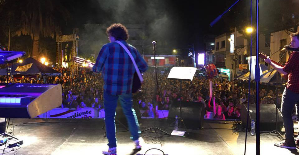 PIERO TOUR COLOMBIA 2015